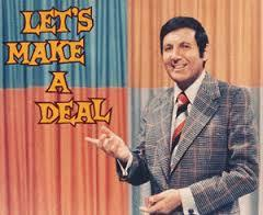 Monty Hall Let's make a deal