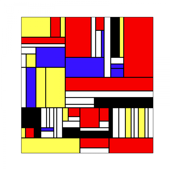 Mondrian Recursion