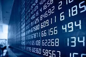 Stock exchange and St. Petersburg