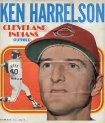 Harrelson of Indians.