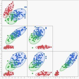 cluster scatterplot www.prorum.com